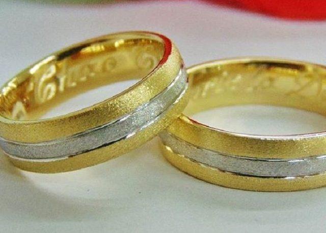 50 Imagens De Alianças De Casamento Eu Casei